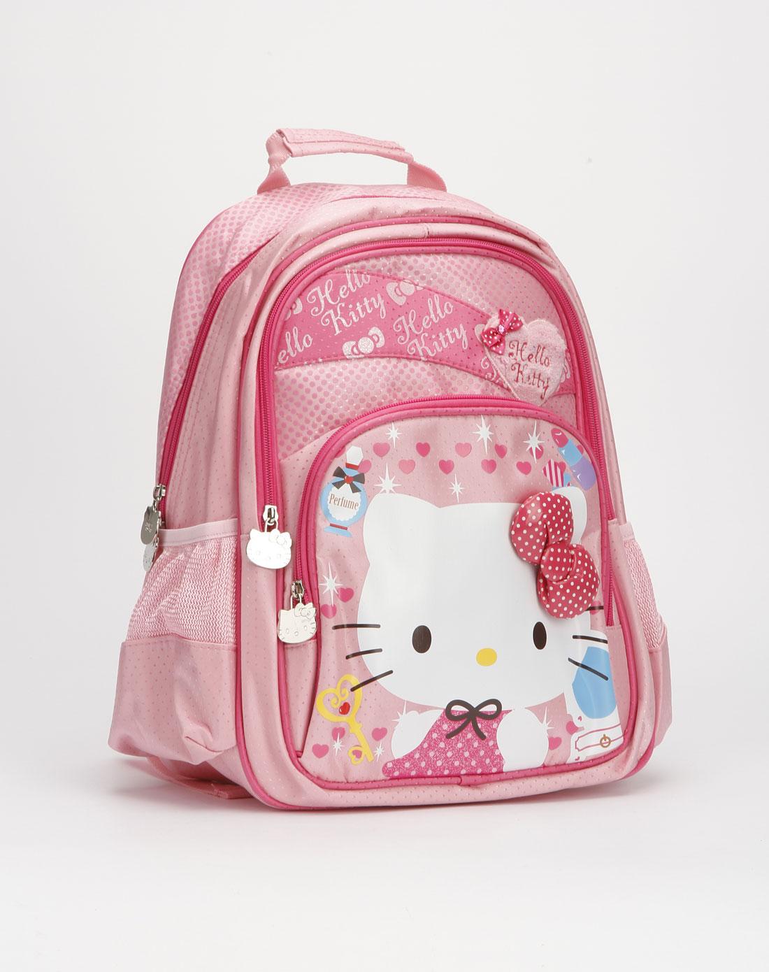 女童粉色书包