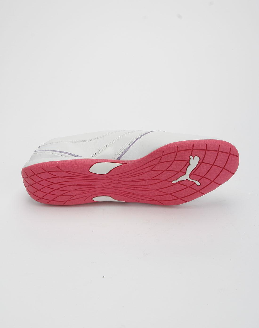 彪马puma白色时尚休闲鞋30339907