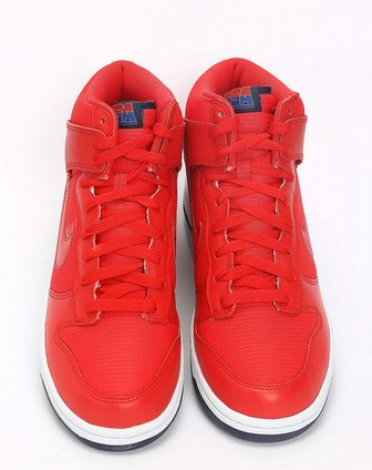 耐克nike-男子红色复古鞋317982-609
