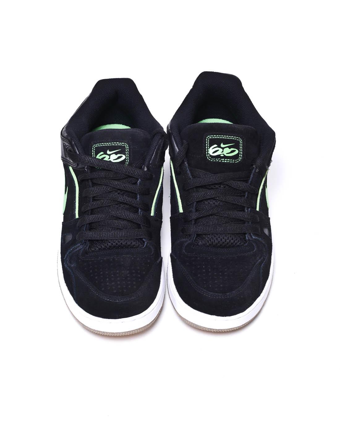 耐克nike-男子黑色复古鞋366630-022