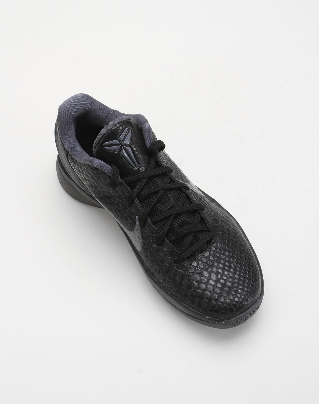 耐克Nike/男款KOBE黑色篮球鞋436311/004_唯品会