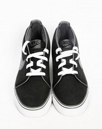 耐克nike-男子黑色复古鞋446336-090