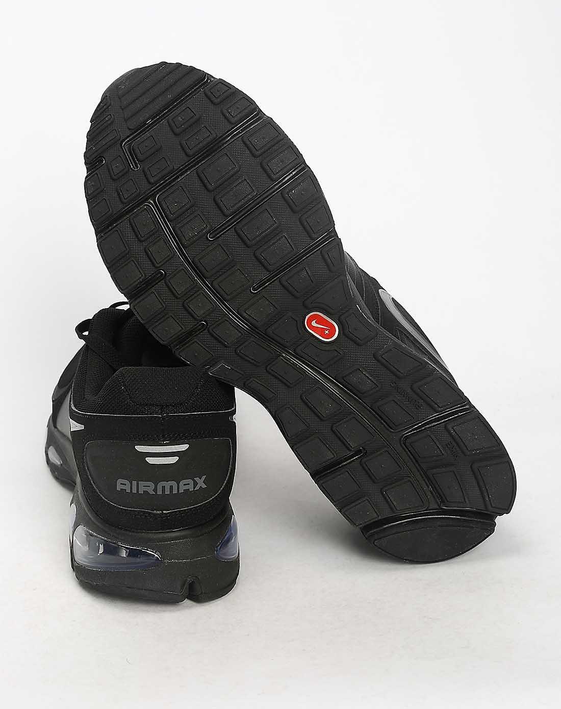 耐克nike-男子黑色跑步鞋453976-001