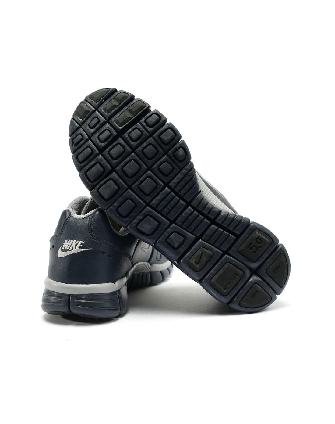耐克nike-男子蓝黑复古鞋454397-400